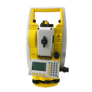 New 300m Reflectorless Laser South Total Station Nts 332r Prism free