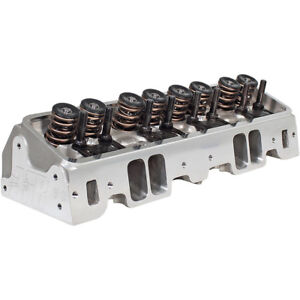 Afr Cylinder Head Set 1121 Eliminator 227cc Aluminum 65cc For Chevy 262 400 Sbc