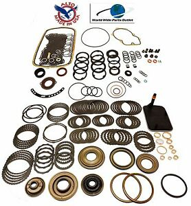 5l40e Transmission Kit 2002 up Stage 3 Bwm Cadillac Others Awd Only