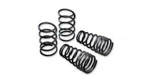 95 96 Toyota Celica Genuine Trd Lowering Springs Ptr04 20940 08 Brand New