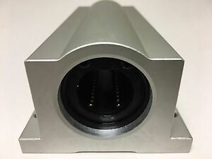 Twa8wuu 1 2 Inch Ball Bushing Block Unit Double Wide Linear Motion