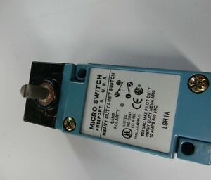 Honeywell Micro Switch Lsh1a Heavy Duty Limit Switch