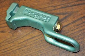 Mo Clamp 0551 T o tight Opening Clamp Moclamp Made In Usa