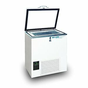 Ultra Low Chest Freezer C40 5 so low 115v 5 Cu Ft 142l 0 c To 40 c