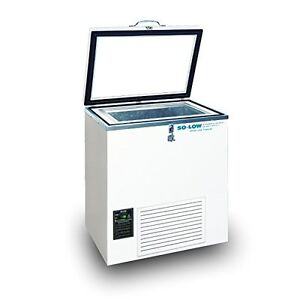 Ultra Low Chest Freezer C40 9 so low 115v 9 Cu Ft 255l 0 c To 40 c