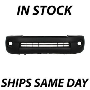New Textured Front Bumper Cover Fascia For 2005 2011 Toyota Tacoma Pickup 4x4