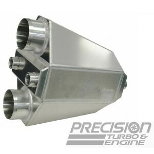 Precision Turbo Pt 2000 Water To Air Intercooler 2000hp Pte 054 2000
