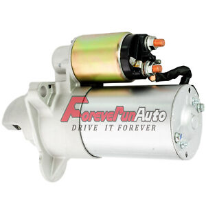 New Starter For Chevrolet Trailblazer 2002 2003 2004 2005 4 2l 6490