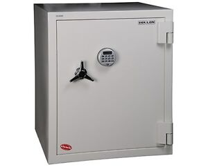 Hollon Electronic Lock 7 45 Cu Ft Fire And Burglary Safe Fb 845