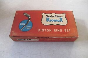 Sealed Power Piston Ring Set Fit Gmc Chevy 409 Engine 5829kxstd