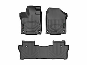 Weathertech Floor Mats Floorliner For Honda Pilot 7 Pass 2016 2019 1st 2nd Row
