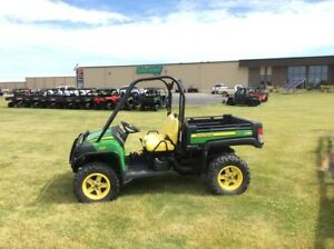 2011 John Deere Xuv 825i Green Atv s Gators