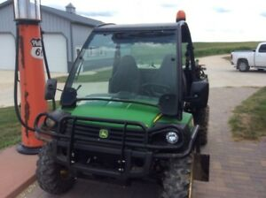 2010 John Deere Xuv 825i Green Atv s Gators