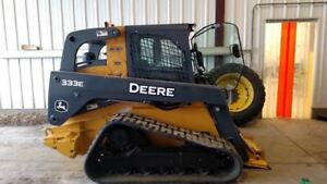 2014 John Deere 333e Multi Terrain Loaders