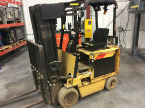 Daewoo Bc20s Forklifts