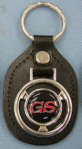 2014 Buick Gran Sport Steering Wheel Black Leather Keyring Regal Skylark Riviera