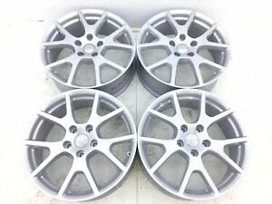 19 19 Inch Oem Factory Dodge Journey Wheels Rims Set Of 4 A Silver 2422
