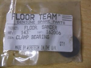 New Wire Tech Floor Sander Clamp Bearing 995 162006 free Shipping