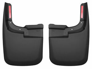 Husky 58461 Front Mud Guards Flaps For 17 19 Ford F250 F350 W No Fender Flares