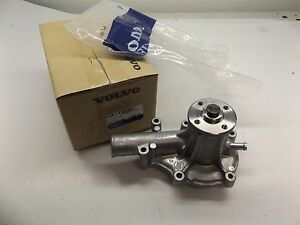 Volvo Voe 17265867 Oem New Water Pump Ecr25d Mini Excavator