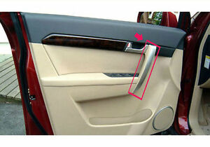 Front Left Inside Door Handle Cover For 06 07 08 09 10 Chevy Captiva