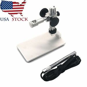 Andonstar V160 2mp Usb Digital Microscope Video Camera Repair Pcb Tool Us Ship