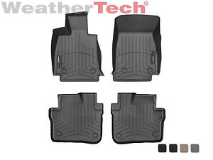 Weathertech Floor Mats Floorliner For Cadillac Ct6 2016 2019 1st 2nd Row