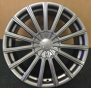 20 Inch V10 Gm Wheels And Tires Mustang Acura Tl Awd Charger Awd 300c Mustang