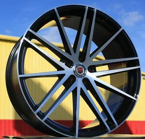 20 Inch Dctl 012 Rims And Tires Mustang Acura Tl Awd Charger Awd 300c Mustang