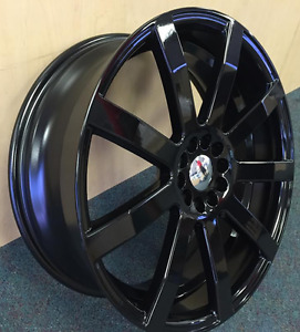 20 Inch V19 Ab Wheels And Tires Mustang Acura Tl Awd Charger Awd 300c Mustang