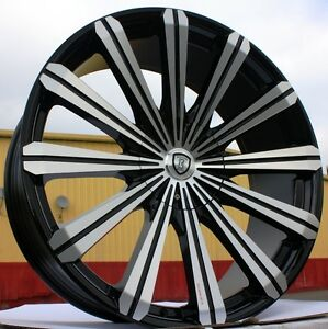 20 Inch B18 Bm Wheels And Tires Mustang Acura Tl Awd Charger Awd 300c Mustang