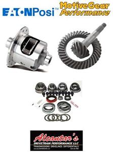 64 72 Gm Car W 10bl 8 2 28spl Eaton Posi 3 55 Gears Master Kit Package