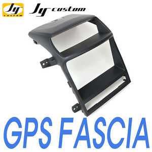 7 Gps Front Audio Fascia Integrated Kit For 2006 2010 Chevy Captiva
