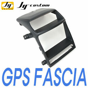 7 Gps Front Audio Fascia Integrated Kit For 06 07 08 09 10 Chevy Captiva