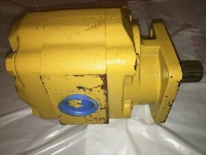 Commercial Shearing Inc Hydraulic Pump Motor Series 25x