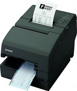 Epson Tm h6000iv Usb serial Multifunction Pos Printer With Micr