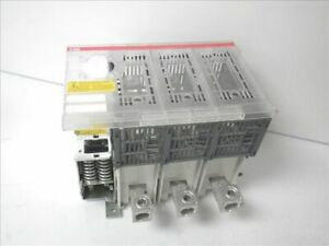 Oes200j3 Abb General Purpose Switch 600vac 200a new No Box