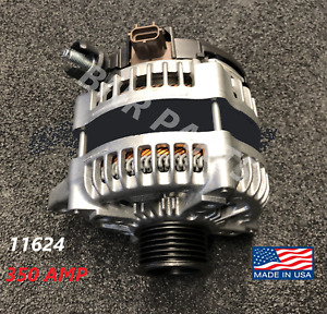 350 Amp 11624 Alternator Ford F150 V6 12 14 High Output Performance New Hd Usa