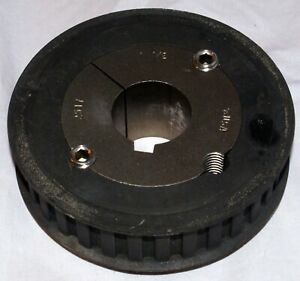 Martin Tb32h100 Timing Belt Pulley W Finished Bore With Keyway 2517 1 1 2