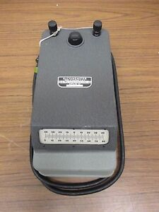 Gm Laboratories Inc Galvanometer 570 403