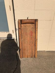 Vtg Lisle Jeepers Creeper Special Wooden Rat Rod Garage Man Cave Made In Iowa