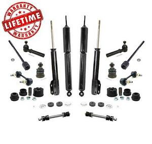 Brand New Front Rear Suspension Chassis 16pc Kit For Ford Mustang 1999 2004