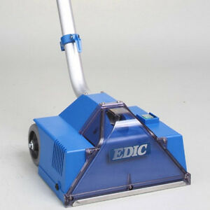 Edic 1204ach Powermate Electric 12 High Speed Carpet Cleaning Wand New