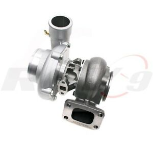 Tx 66 62 Turbo Charger Twin Scroll 70 A R T4 Flange 3 Inch Vband Exhaust 600hp