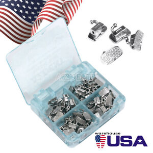 Dental Orthodontic 1st Molar Monoblock Non convertible Buccal Tube Mbt 022