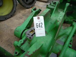 John Deere 4520 Rock Shaft W Arms R41280 Tag 642 Dk