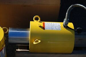 Enerpac Clsg 2006 200 Ton Hydraulic Cylinder 6 Stroke Usa Made Mint