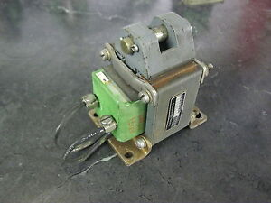 Ge General Electric Cr9500 B102a98a Industrial Ac Solenoid 1 Pull Stroke 115v