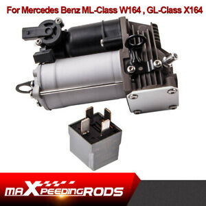 Air Suspension Compressor For Mercedes W164 X164 Gl320 Gl350 Ml450 1643201204