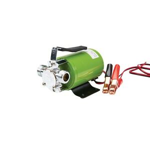 12 Volt Utility Water Pump Battery Operated Powered